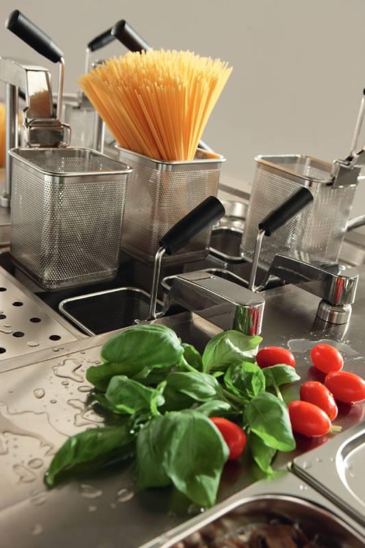 cucina modulare professionale