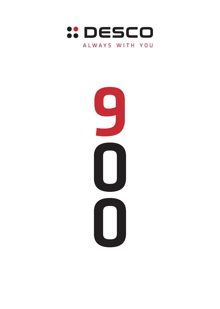 Linea cottura 900 Desco