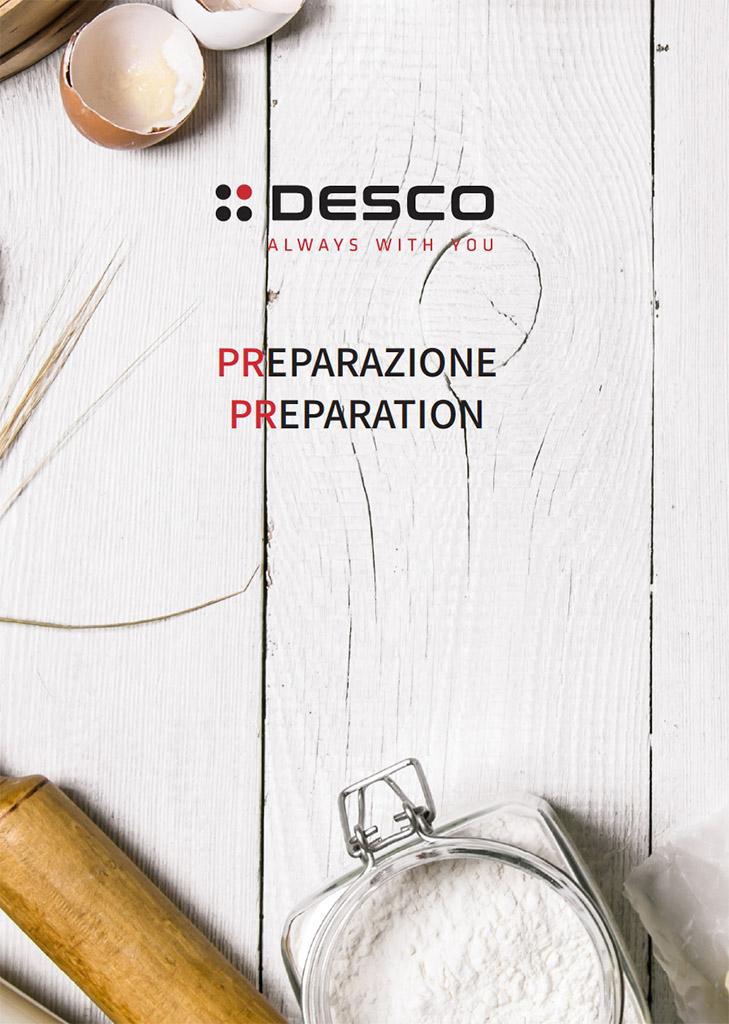Linea preparazione Desco