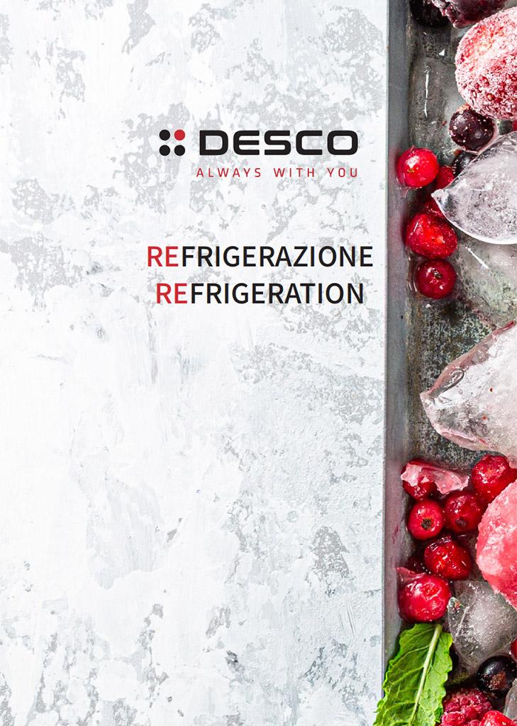Linea refrigerazione Desco